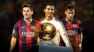 10 лучших футболистов