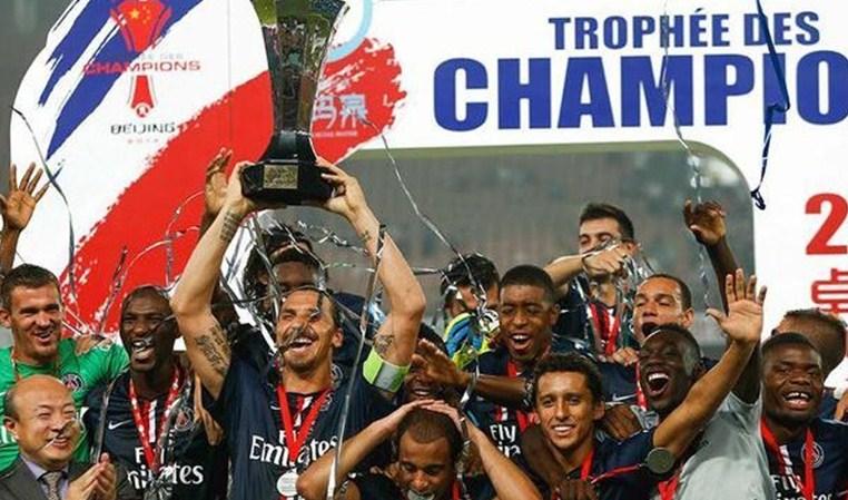 Суперкубок Франции-2017 года пройдет за границей